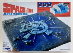 MPC  803 SPACE 1999 ALPHA MOONBASE