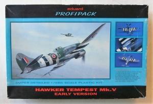 EDUARD 1/48 8025 HAWKER TEMPEST Mk.V