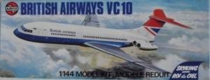 AIRFIX 1/144 04171 BRITISH AIRWAYS VC10