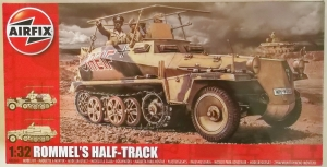 AIRFIX 1/32 06360 ROMMELS HALF TRACK