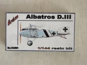 SRAM 1/144 001 ALBATROS D.III