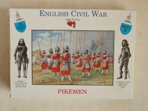 CALL TO ARMS 1/32 02 PIKEMEN ENGLISH CIVIL WAR