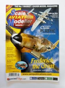 SCALE AVIATION MODELLER  SAMI VOLUME 19 ISSUE 08