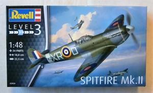 REVELL 1/48 03959 SPITFIRE Mk.II
