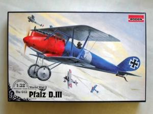 RODEN 1/32 613 PFALZ D.III
