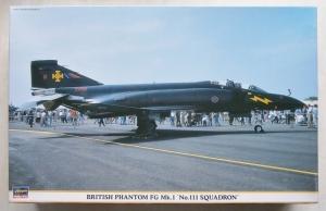 HASEGAWA 1/48 09331 BRITISH PHANTOM FG MK.I NO.111 SQUADRON