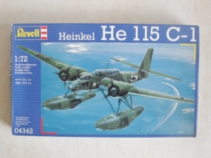 REVELL 1/72 04342 HEINKEL He 115 C-1