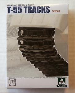 TAKOM 1/35 2092 RUSSIAN T-55 TRACKS OMSH