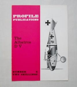 PROFILES AIRCRAFT PROFILES 009. ALBATROS D V