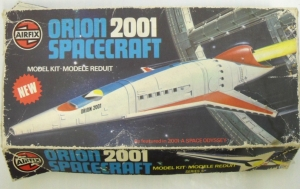 AIRFIX 1/144 06171 ORION 2001 SPACECRAFT