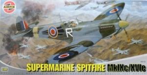 AIRFIX 1/48 05113 SUPERMARINE SPITFIRE Mk.IXc/XVIe
