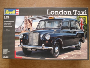 REVELL 1/24 07093 LONDON TAXI
