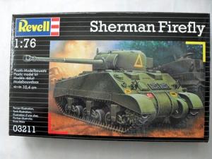 REVELL 1/76 03211 SHERMAN FIREFLY