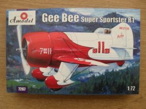 1/72 72067 GEE BEE SUPER SPORTSTER R1