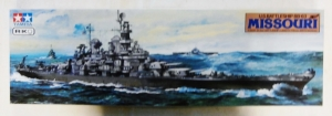 TAMIYA 1/350 78008 USS MISSOURI  UK SALE ONLY