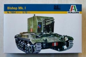 ITALERI 1/72 7054 BISHOP Mk.I