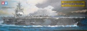 TAMIYA 1/350 78007 USS ENTERPRISE CVN-65  UK SALE ONLY