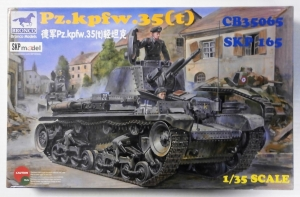 BRONCO 1/35 35065 Pz.Kpfw.35 t
