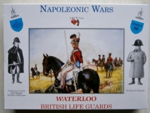 CALL TO ARMS 1/32 26 WATERLOO BRITISH LIFE GUARDS