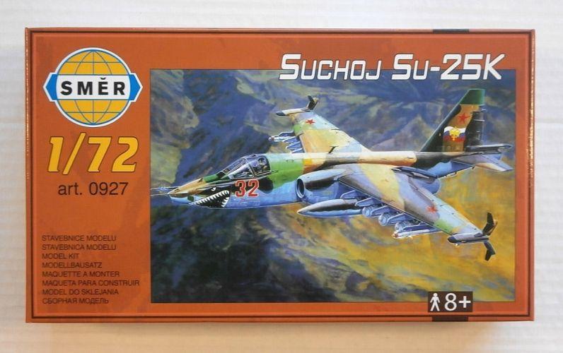 SMER 1/72 0927 SUCHOJ Su-25K