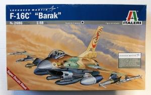 ITALERI 1/48 2686 F-16C BARAK