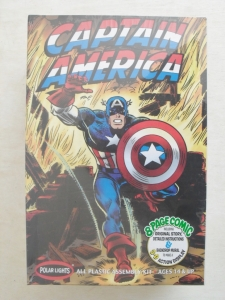 POLAR LIGHTS OTHER SCALE 856 CAPTAIN AMERICA