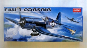 1/72 1657 F4U-1 CORSAIR