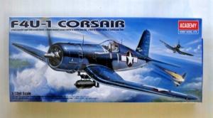 1/72 1657 F4U-1 CORSAIR