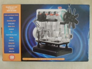 YOUNG SCIENTIST  42509 COMBUSTION ENGINE