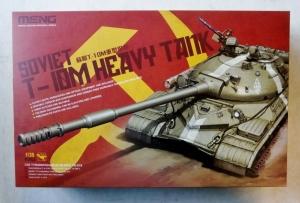 MENG 1/35 TS-018 SOVIET T-10M HEAVY TANK