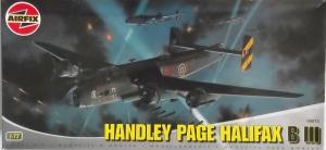AIRFIX 1/72 06013 HANDLEY PAGE HALIFAX B III