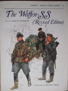 OSPREY  034. THE WAFFEN-SS  REVISED EDITION