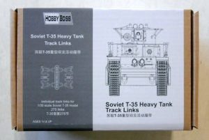 HOBBYBOSS 1/35 81011 SOVIET T-35 HEAVY TANK TRACK LINKS
