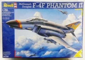 REVELL 1/32 04785 McDONNELL DOUGLAS F-4F PHANTOM