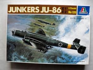 ITALERI 1/72 120 JUNKERS Ju 86 E1/E2