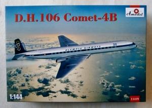 A MODEL 1/144 1449 D.H. 106 COMET 4B