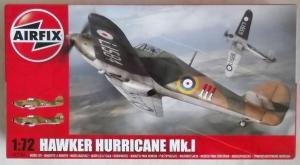 AIRFIX 1/72 02067 HAWKER HURRICANE Mk.I NEW TOOL