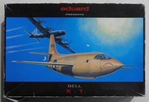 EDUARD 1/48 8026 BELL X-1