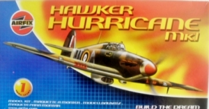 AIRFIX 1/72 02082 HAWKER HURRICANE Mk.I