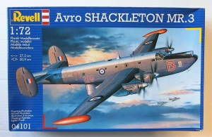 REVELL 1/72 04101 AVRO SHACKLETON MR.3