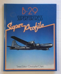 CHEAP BOOKS  ZB614 B-29 SUPERFORTRESS SUPER PROFILE
