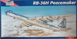 REVELL 1/72 5710 RB-36H PEACEMAKER  UK SALE ONLY