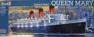 REVELL 1/570 05203 QUEEN MARY