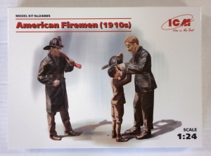 ICM 1/24 24005 AMERICAN FIREMEN  1910s