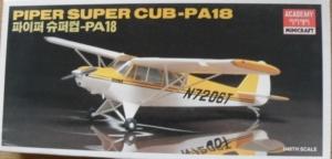 1/48 1611 PIPER SUPER CUB PA-18-35