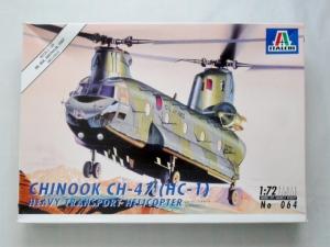 ITALERI 1/72 064 CHINOOK CH-47  HC-1