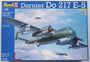 REVELL 1/48 04557 DORNIER Do 217 E-5