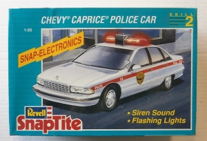 REVELL 1/25 6293 CHEVY CAPRICE POLICE CAR