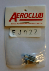 AEROCLUB 1/72 EJ022 H.S GNAT EJECTION SEATS