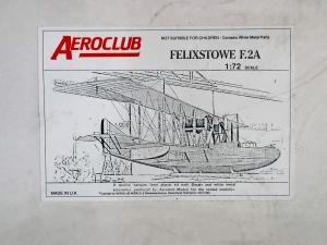 AEROCLUB 1/72 FELIXSTOWE F.2A